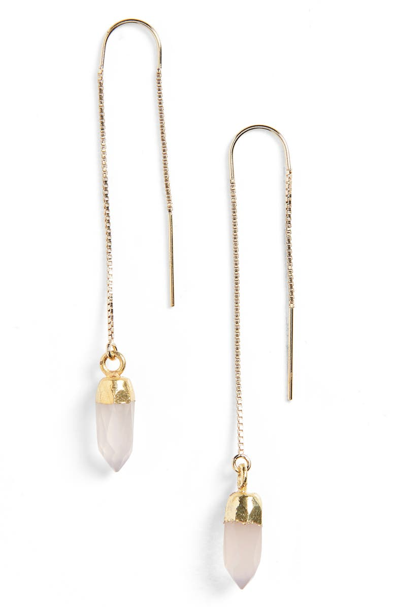 Karen London Drop It Threader Earrings