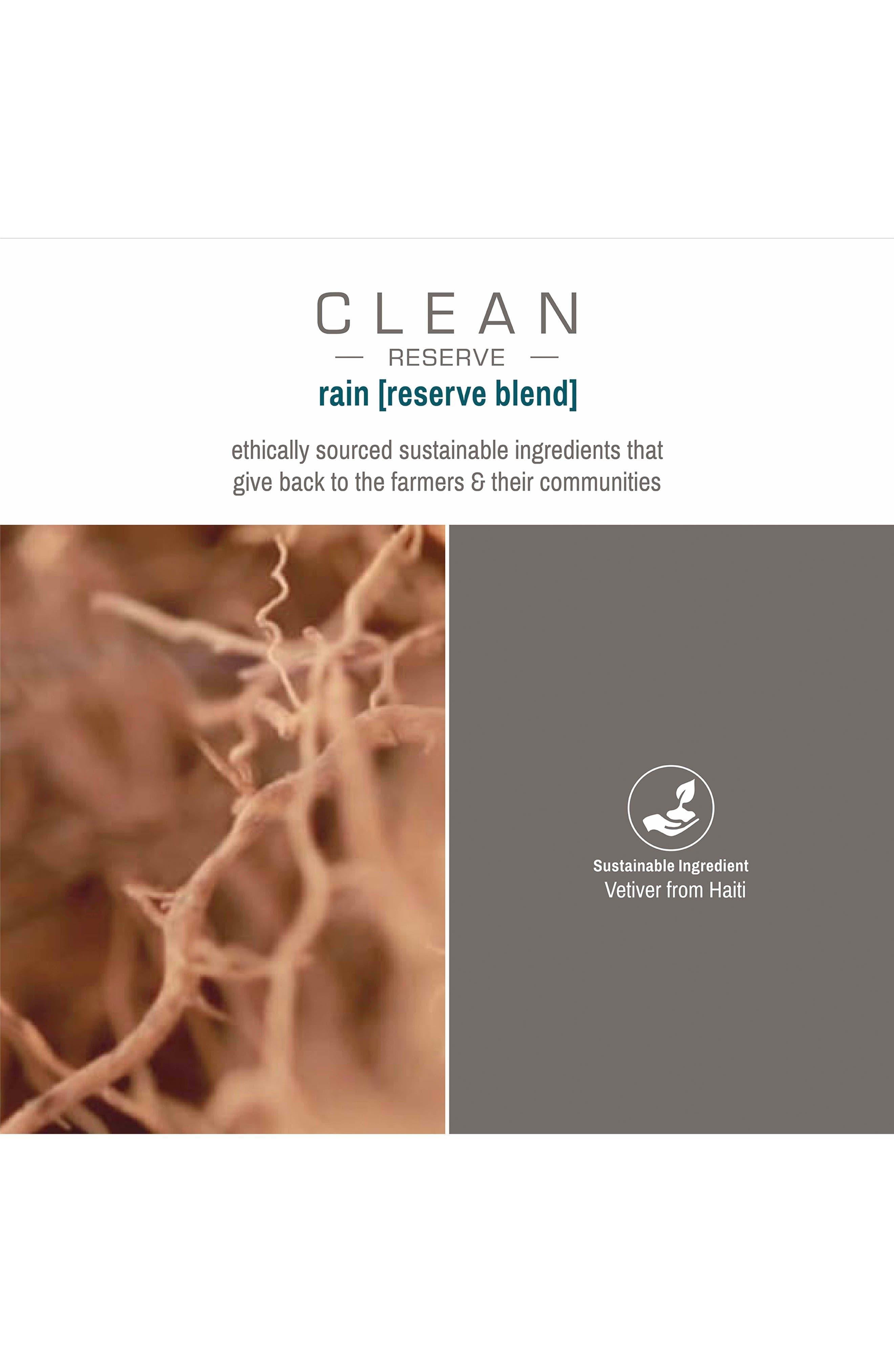 Reserve Blend Rain Eau de Parfum,                             Alternate thumbnail 3, color,                             No Color