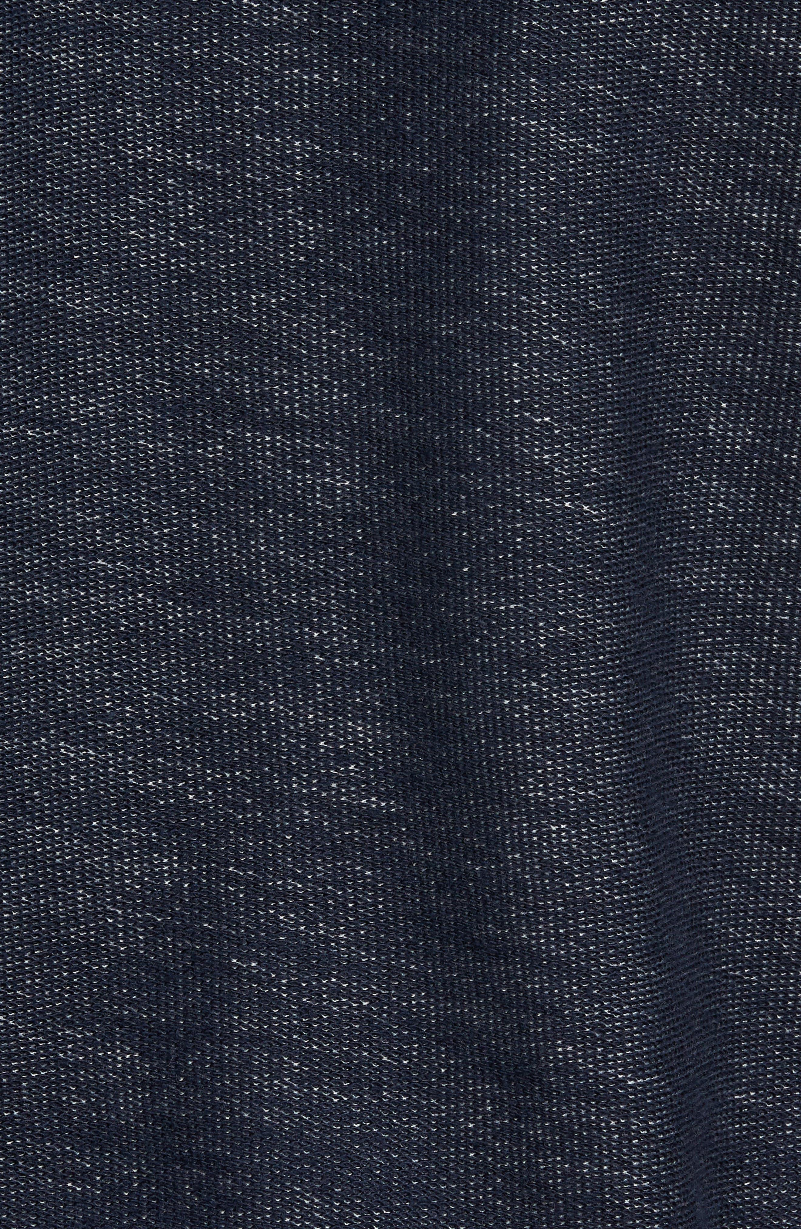 Reversible Colorblock Terry Sweatshirt,                             Alternate thumbnail 3, color,                             Navy / Grey