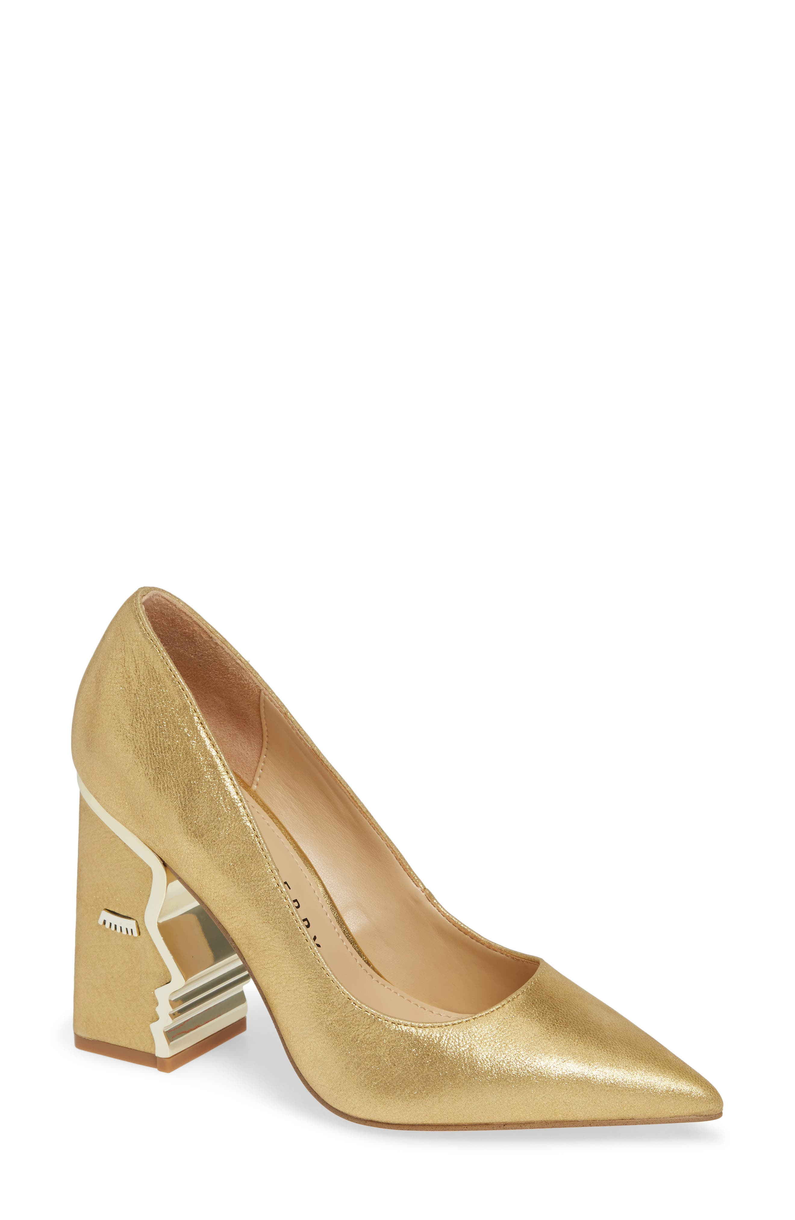 The Celina Pump, Gold
