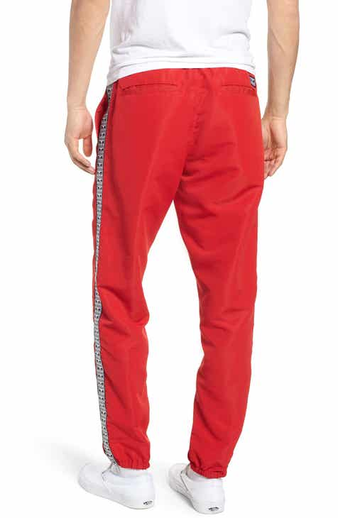 Obey Regular Fit Eyes Taped Track Pants