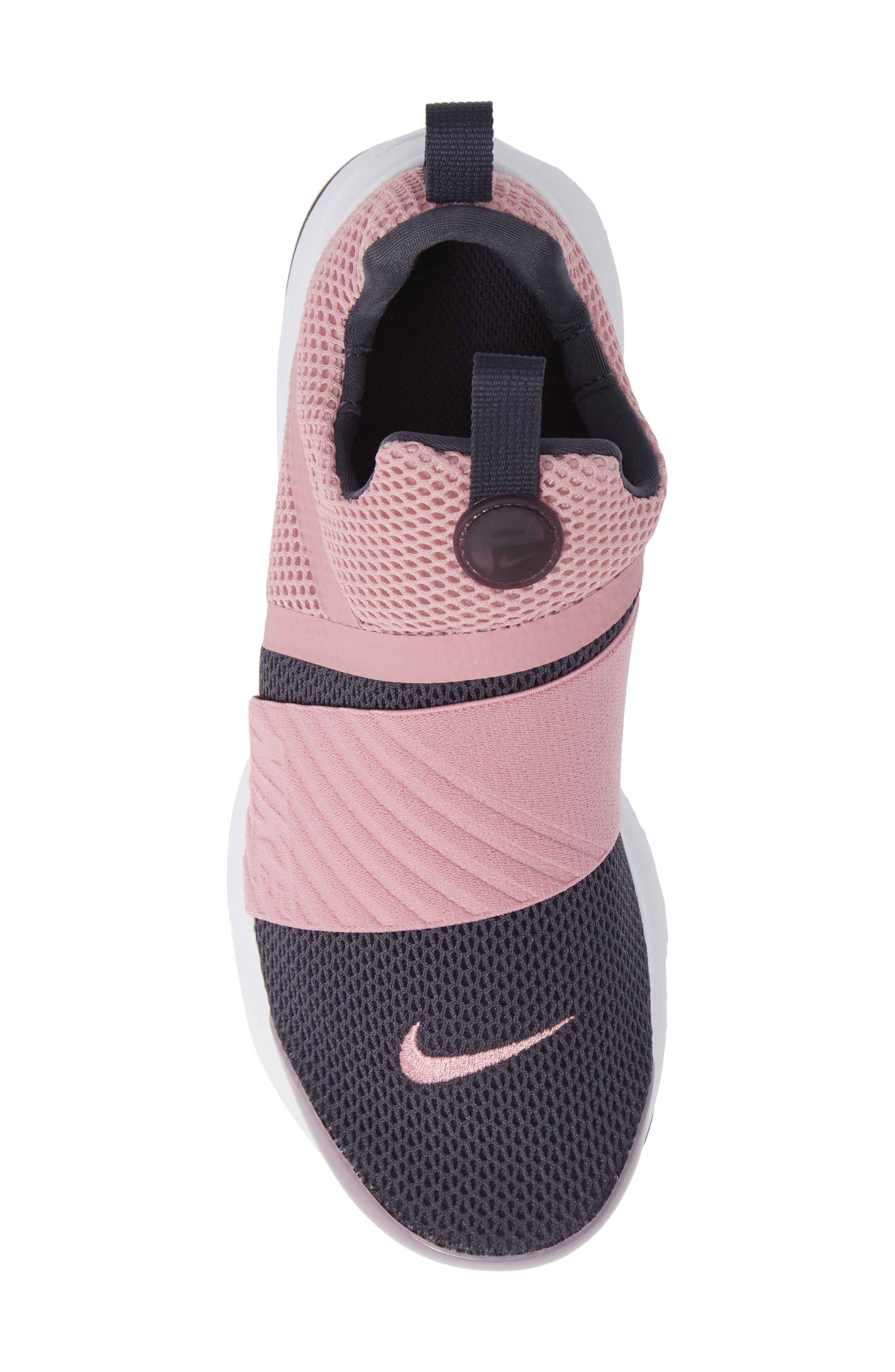 Presto Extreme Sneaker,                             Alternate thumbnail 4, color,                             Elemental Pink/ Gridiron