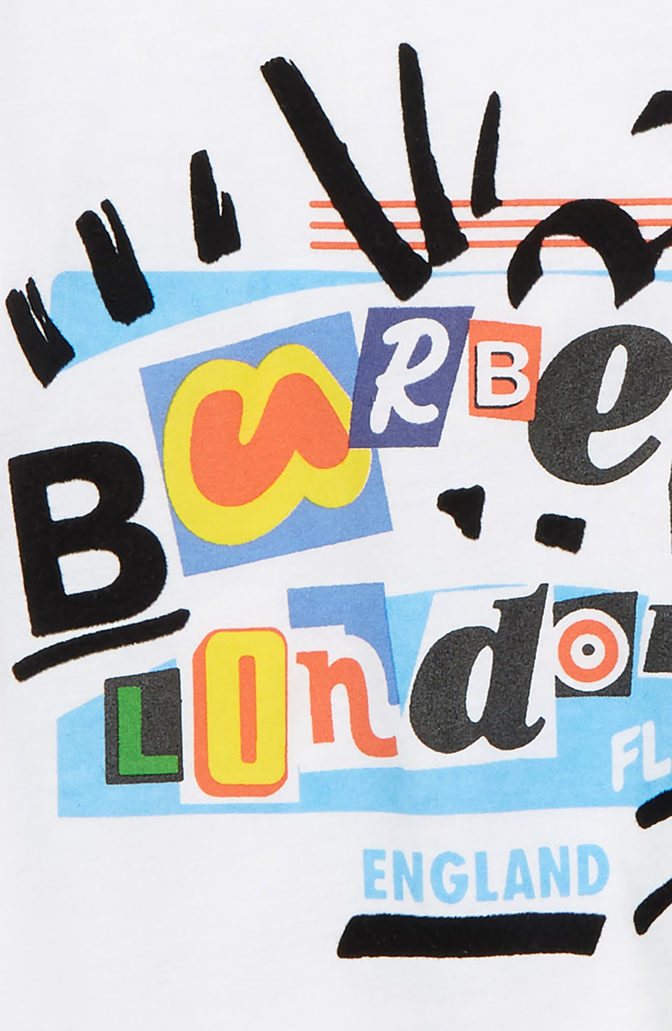 Logo Graphic T-Shirt,                             Alternate thumbnail 2, color,                             White