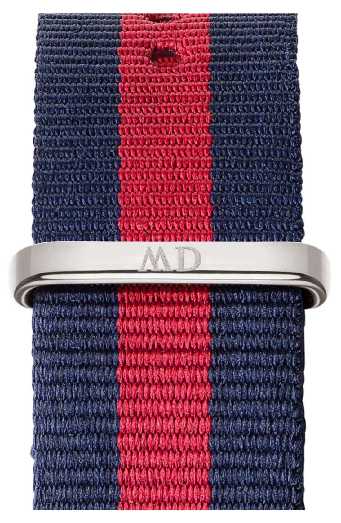 Alternate Image 2  - Daniel Wellington 'Classic Oxford' NATO Strap Watch, 40mm