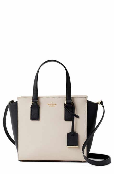 Kate Spade New York Cameron Street Small Hayden Leather Satchel