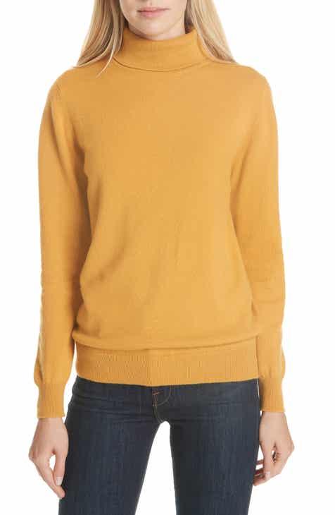 &Daughter Casla Cashmere Roll Neck Sweater