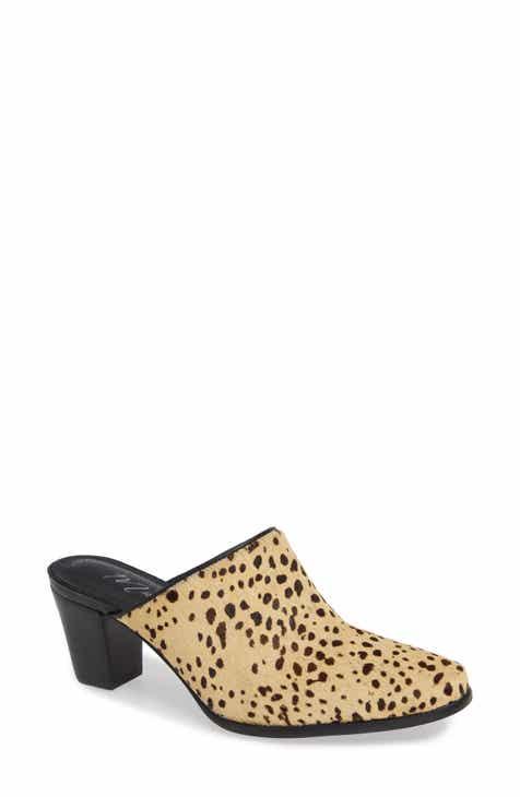 465571beafc Matisse Commodore Genuine Calf Hair Mule (Women)