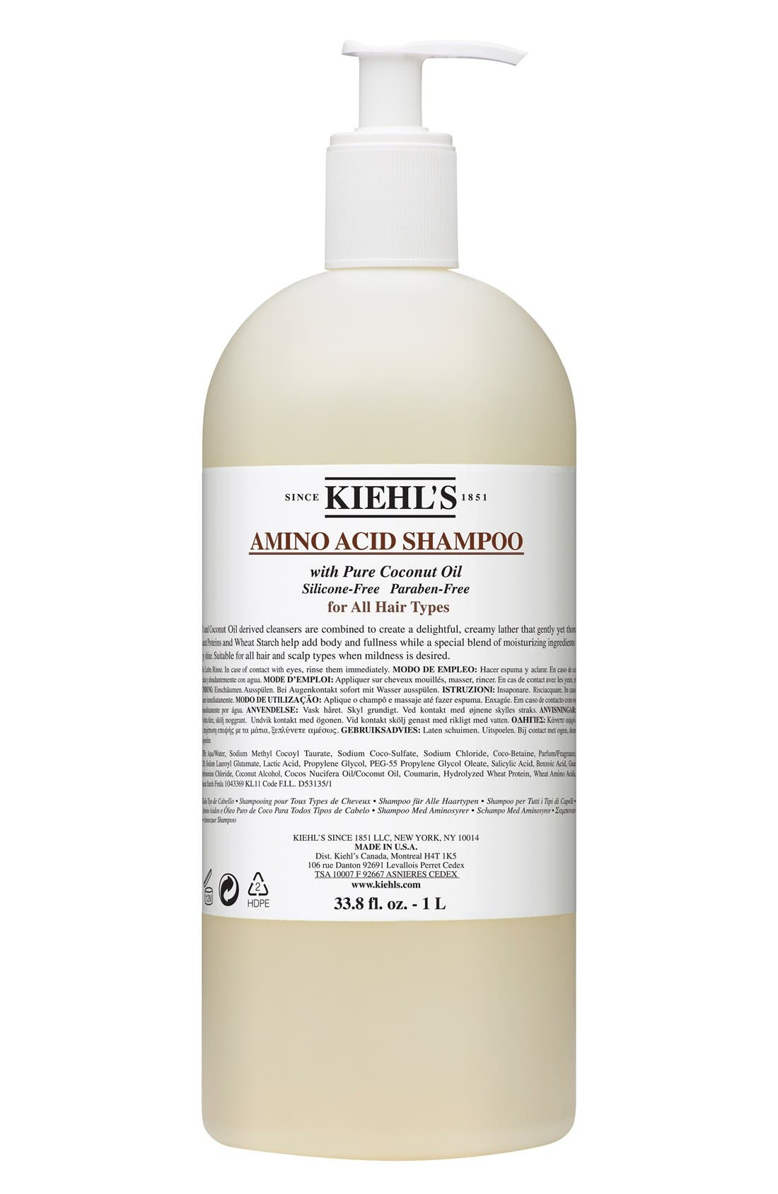 Kiehl's Since 1851 Jumbo Amino Acid Shampoo ($56 Value)