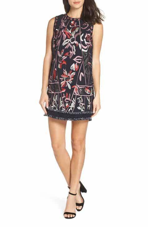 7823cfbcd68 Foxiedox Takeo Embroidered Shift Dress