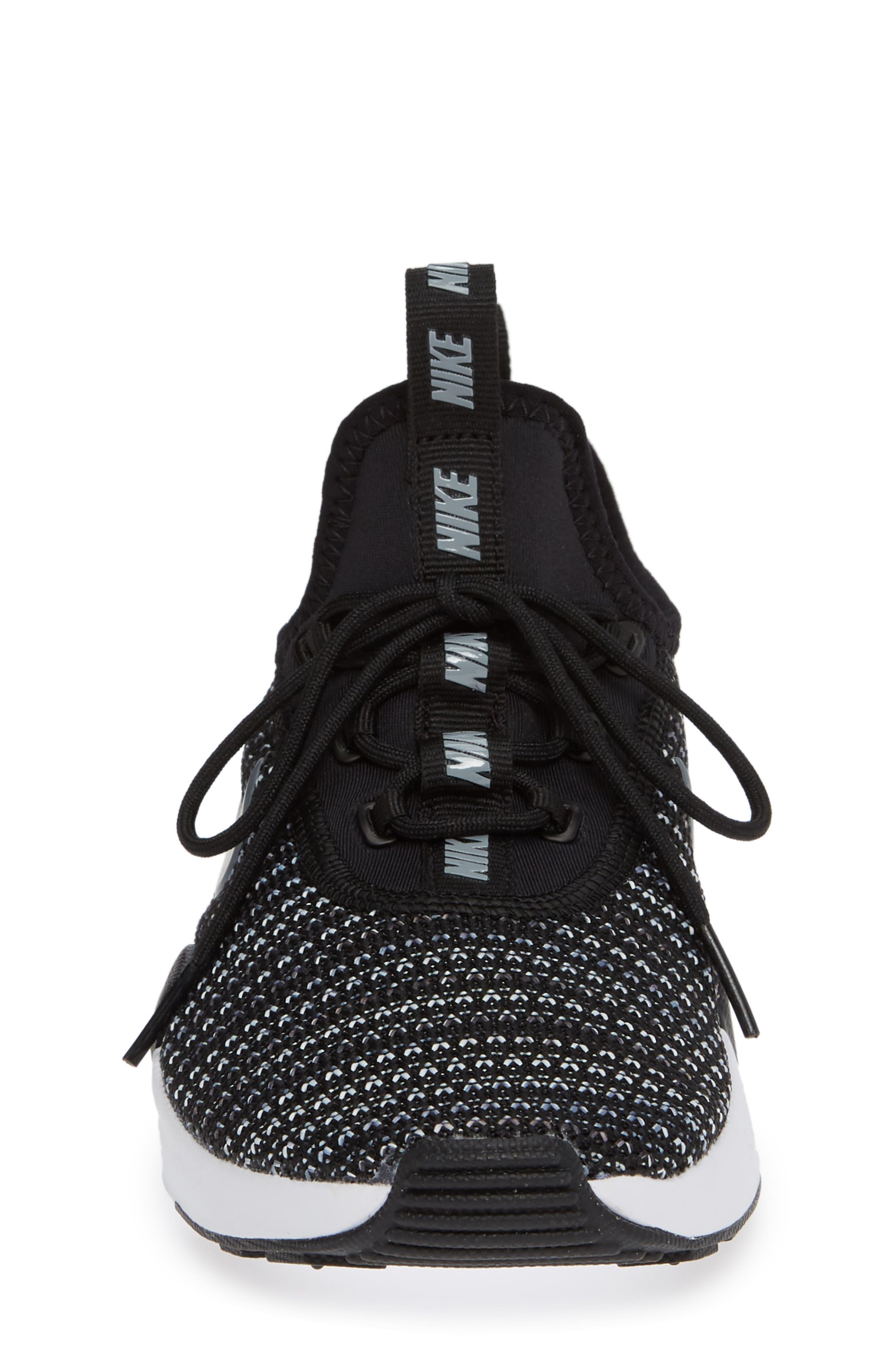 Ashin Modern Sock Knit Sneaker,                             Alternate thumbnail 6, color,                             Black/ Cool Grey/ Anthracite