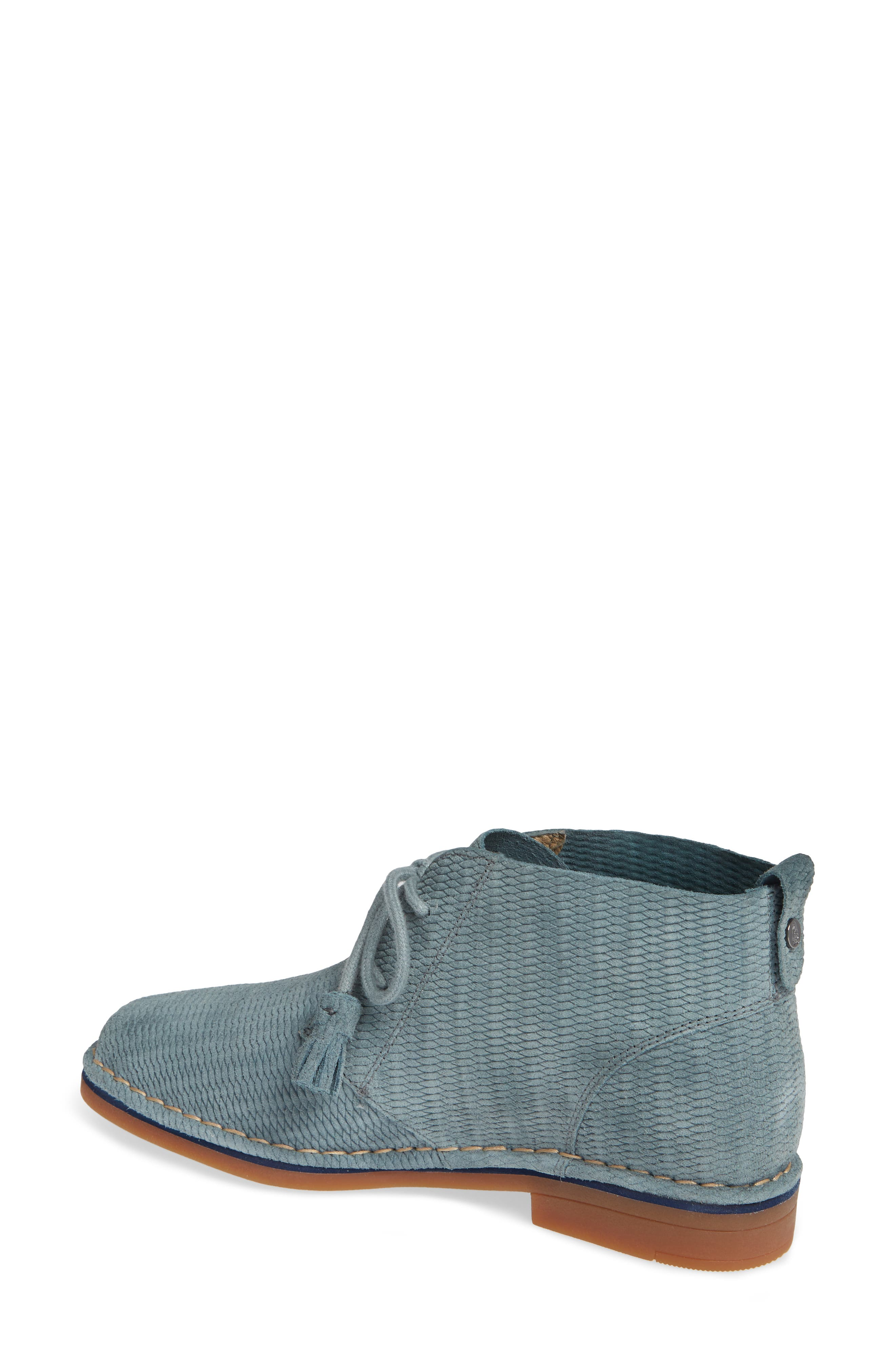 'Cyra Catelyn' Chukka Boot,                             Alternate thumbnail 2, color,                             Storm Embossed Suede