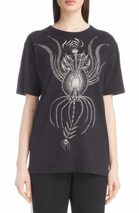 Dries Van Noten Botanic Print Tee
