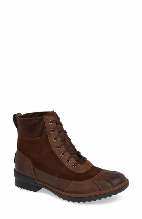 Women S Lace Up Boots Nordstrom