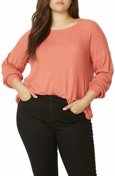 e06ce773349 Sanctuary Josephine Thermal Top (Plus Size)