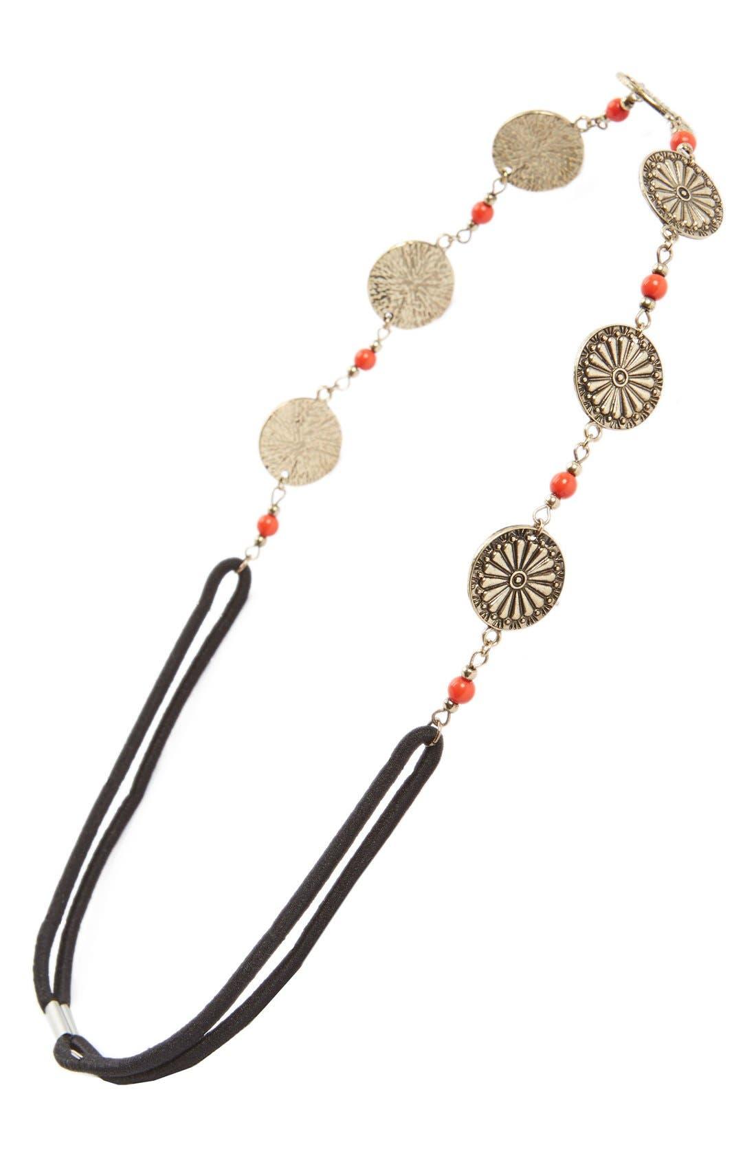 Alternate Image 1 Selected - BP. 'Concho' Headband