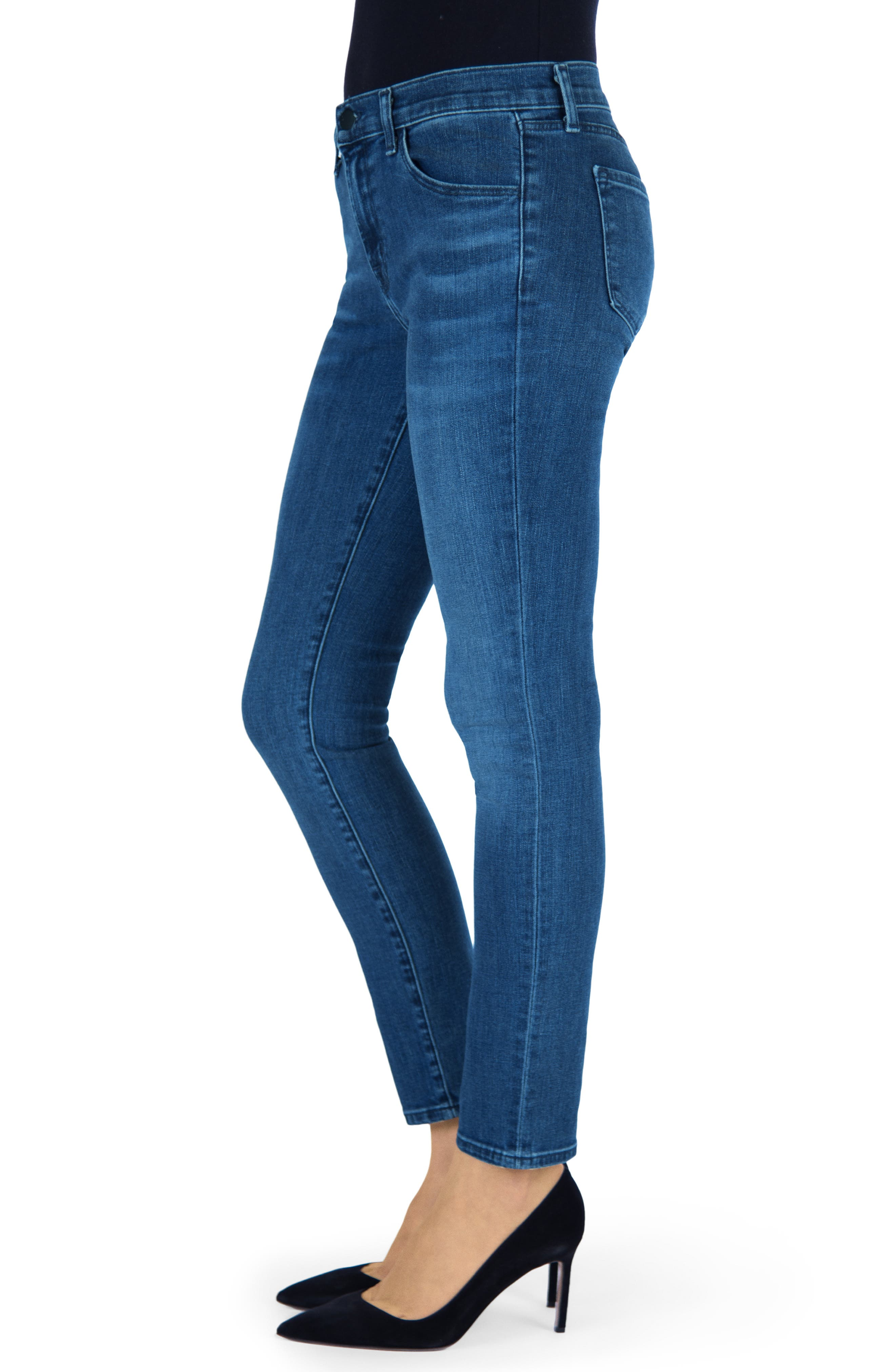 811 Skinny Jeans,                             Alternate thumbnail 3, color,                             Fuse