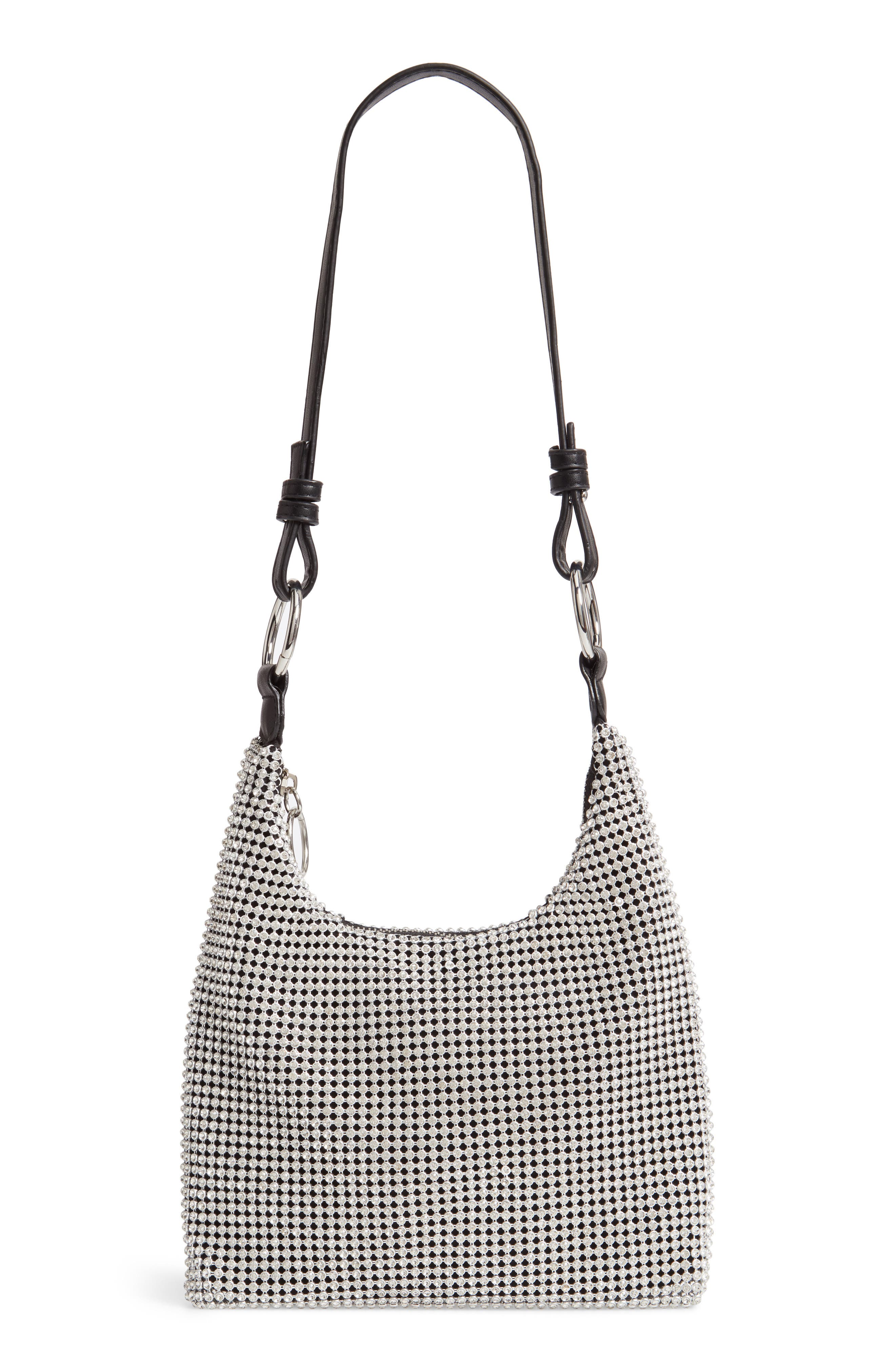 Topshop New Accessories For Women Handbags Jewelry More Nordstrom Ready Nwt Maya Hobo Brown