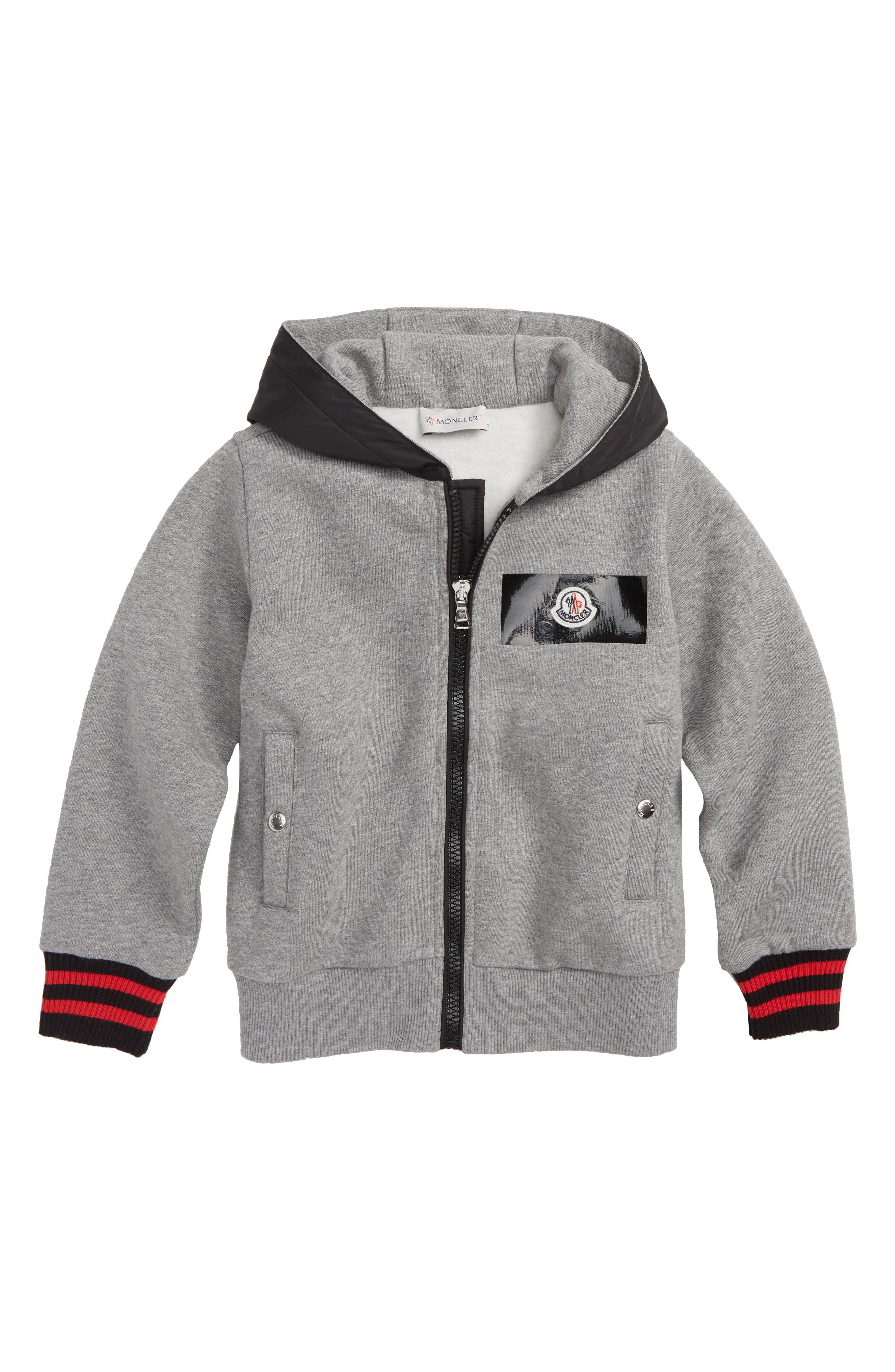 13562892d378 Boys  Moncler Clothing  Hoodies