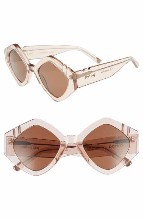 b2a6cce57a Pared Romeo   Juliet 52mm Sunglasses