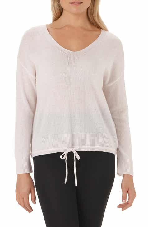 The White Company Tie Hem Sweater by THE WHITE COMPANY