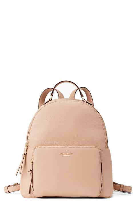 Kate Spade New York Jackson Street Large Keleigh Leather Backpack