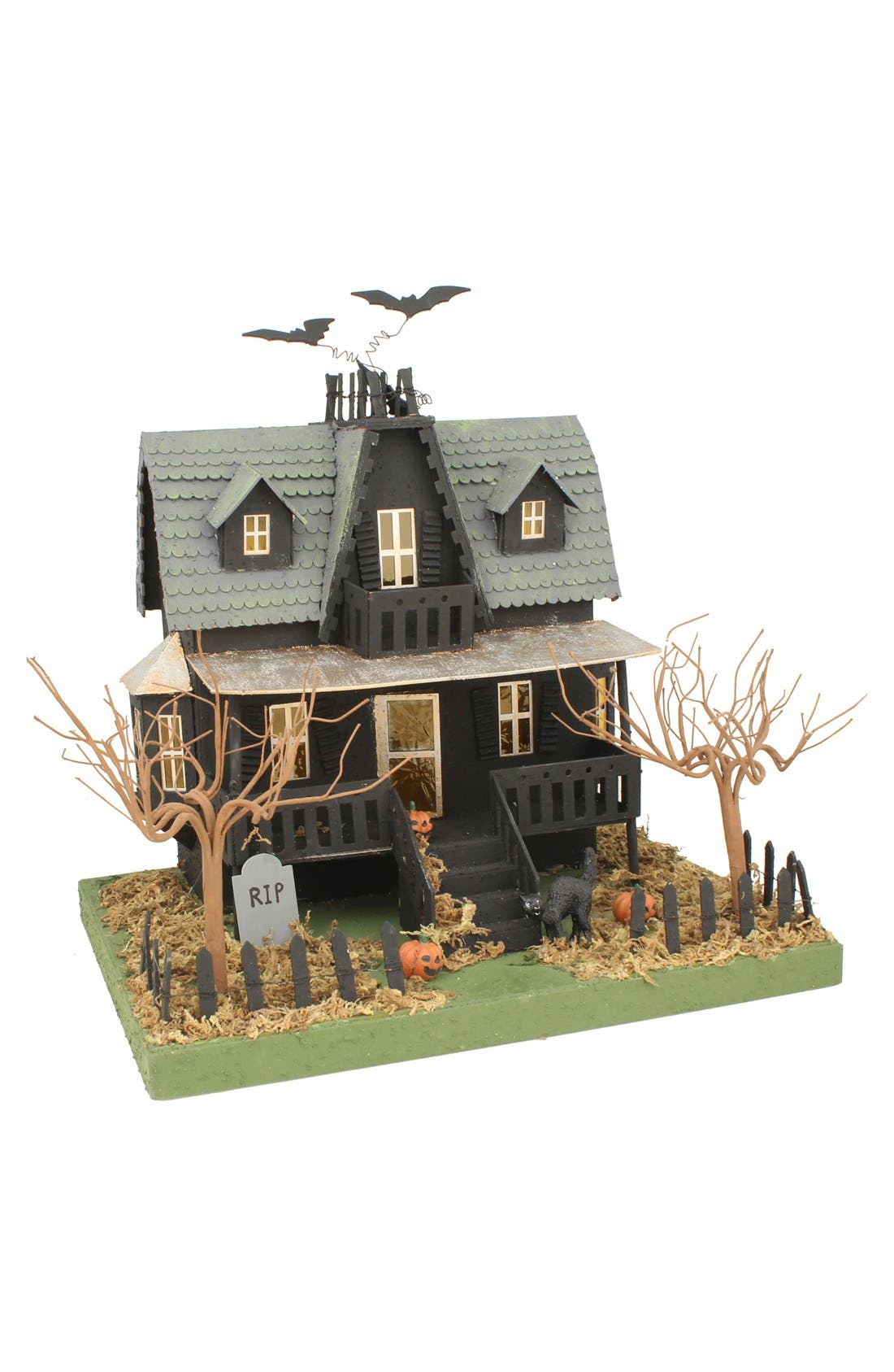 Alternate Image 1 Selected - Bethany Lowe Designs Haunted House