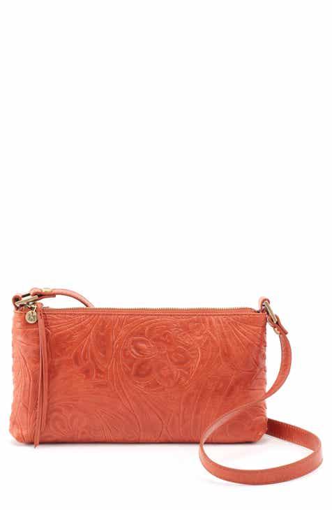 Hobo Riff Leather Crossbody Bag
