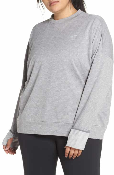 2e055e5651a0 Nike Therma Sphere Element Running Shirt (Plus Size)