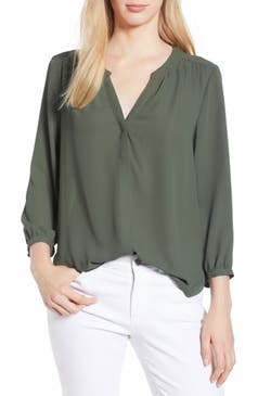 Nydj Women S Tops Clothing Nordstrom