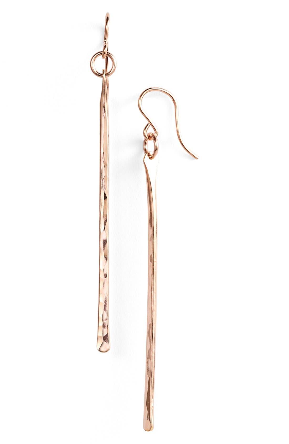 NASHELLE Ija Stick Drop Earrings