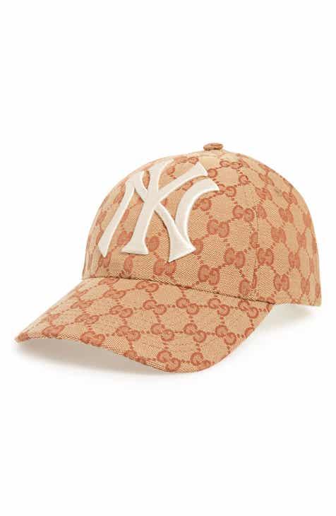 Gucci GG Canvas Baseball Cap 5e9cb93dfe
