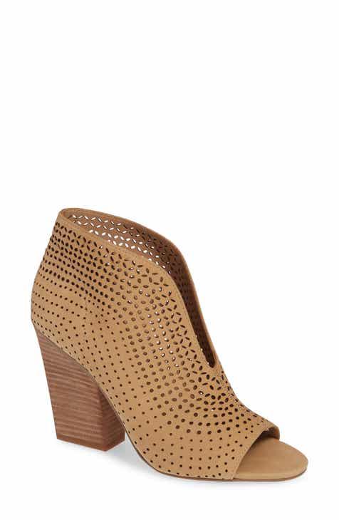 Women S Beige Booties Amp Ankle Boots Nordstrom