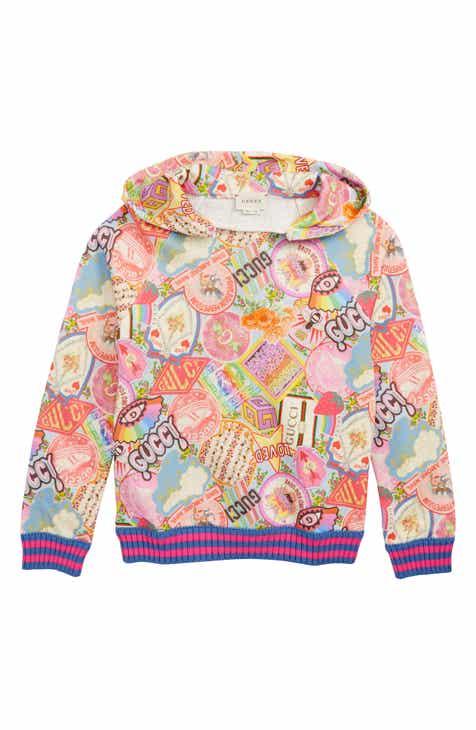 60482e2af97 Gucci Hoodie (Little Girls   Big Girls)