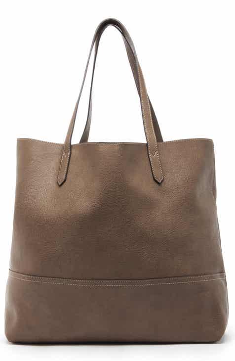 Sole Society Dawson Oversize Faux Leather Per