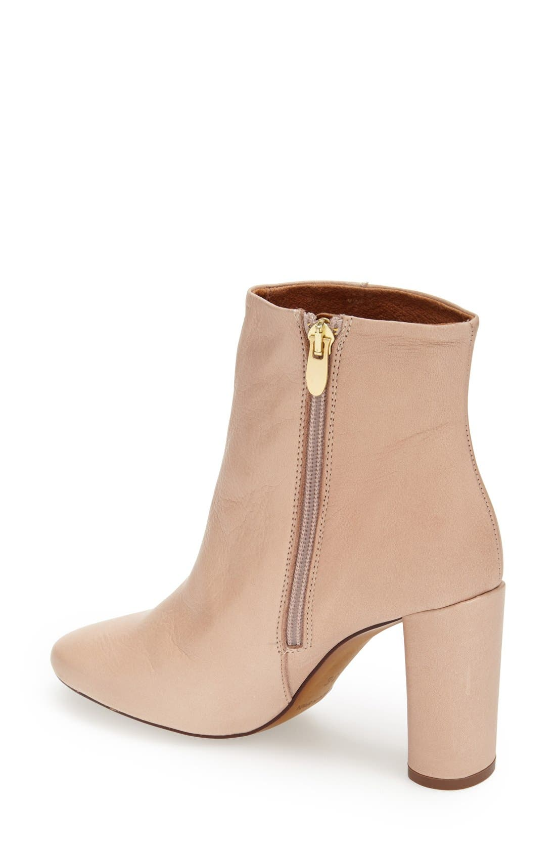 Alternate Image 3  - Topshop 'Magnum' Leather Ankle Boot (Women)