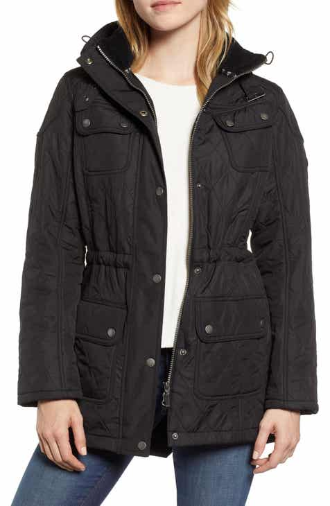 Barbour  Arrow  Quilted Anorak 8bafa5a844