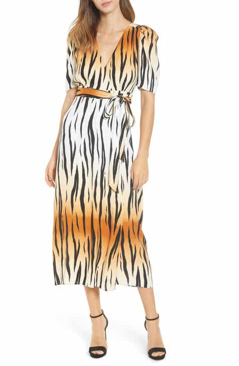 AFRM Amal Maxi Dress