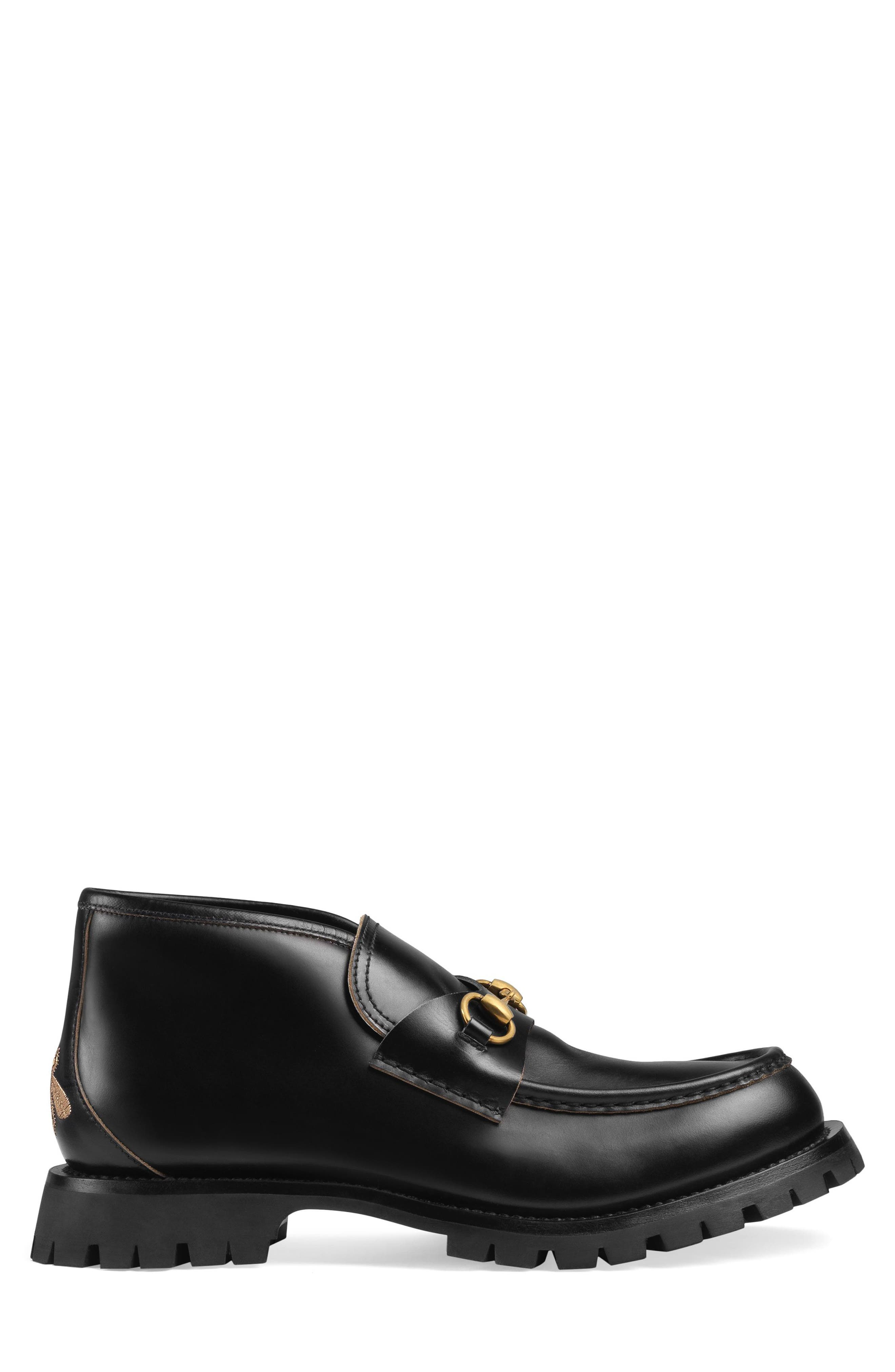 5a7e1a0fcca Men s Gucci Chukka Boots