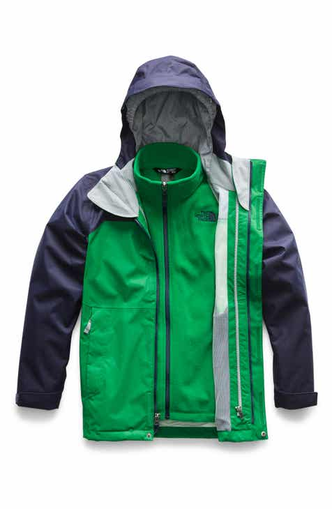 2d53c5d2febf The North Face Vortex TriClimate® 3-in-1 Jacket (Big Boys)