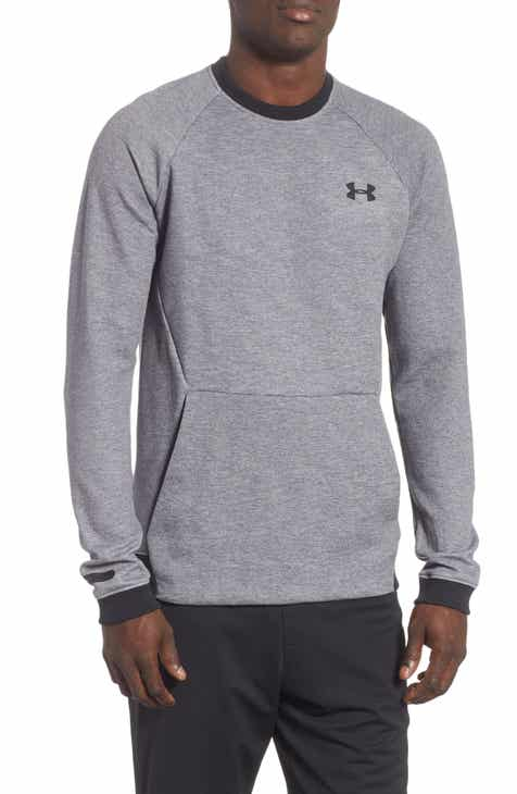 0902552b Under Armour Sportstyle 2x Crew Sweatshirt