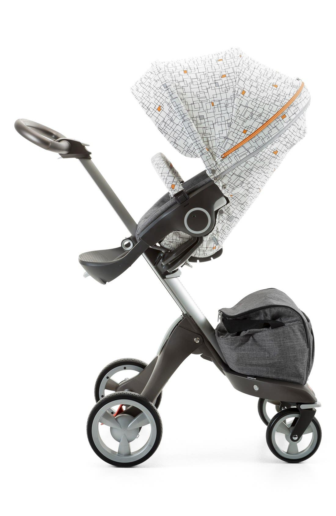 'Grid' Stroller Seat Style Kit,                         Main,                         color, Grid