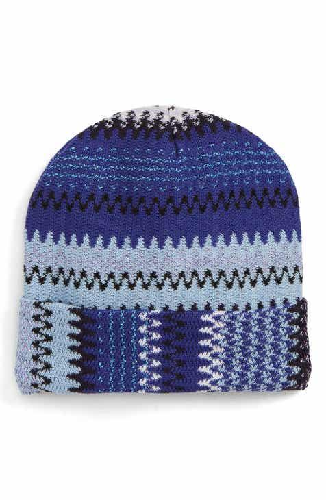 Missoni Sparkle Stripe Beanie 6c4c2201163