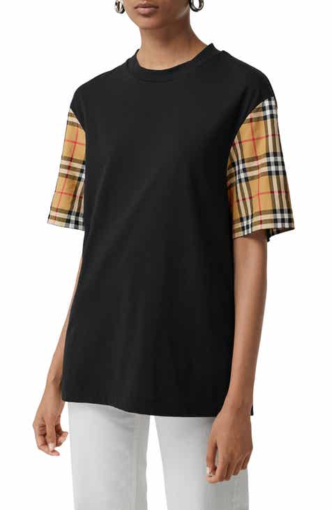 Burberry Women s Tops   Shirts   Nordstrom e3c79213530