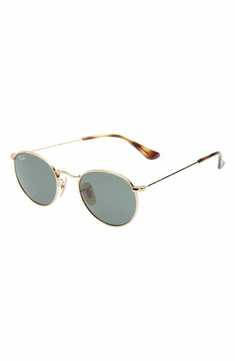 96a56c1435 Ray-Ban Junior 44mm Round Sunglasses (Kids)