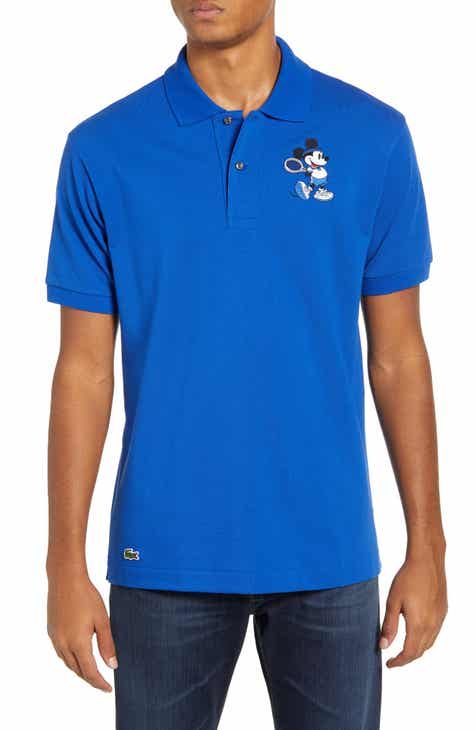 8c74521a Lacoste Disney Mickey Mouse Regular Fit Polo