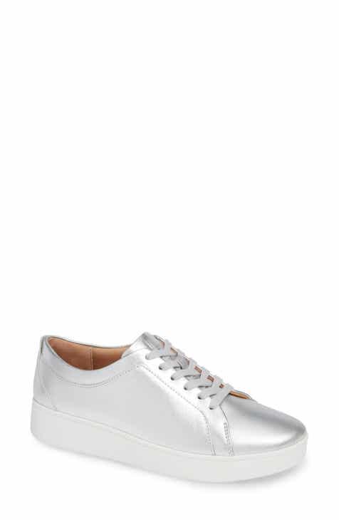 1a7b0829a4e600 Women s Metallic Sneakers   Running Shoes