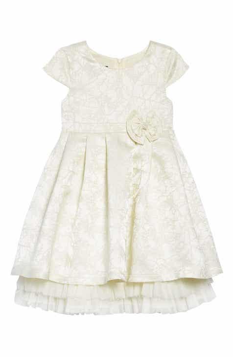 Flower girl dresses accessories nordstrom isobella chloe mi amor empire dress toddler girls little girls mightylinksfo