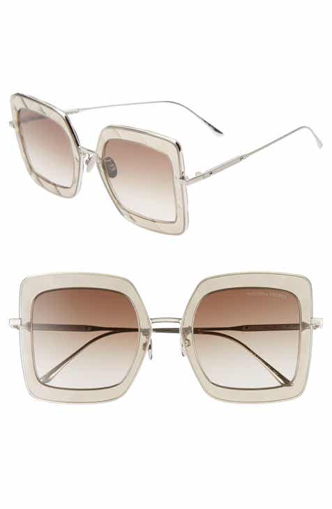 174c738843f Bottega Veneta 51mm Gradient Square Sunglasses