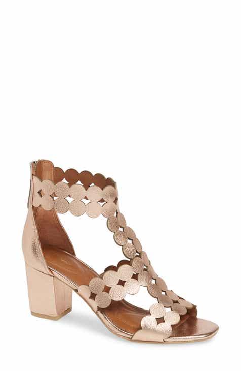 Sudini Novara Block Heel Sandal (Women) ae82e511e4