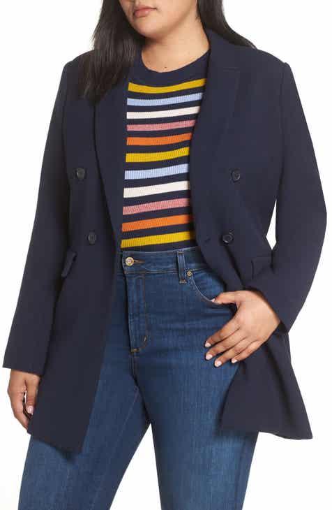 af64cf6aead06 Halogen® x Atlantic-Pacific Menswear Double Breasted Blazer (Plus Size)